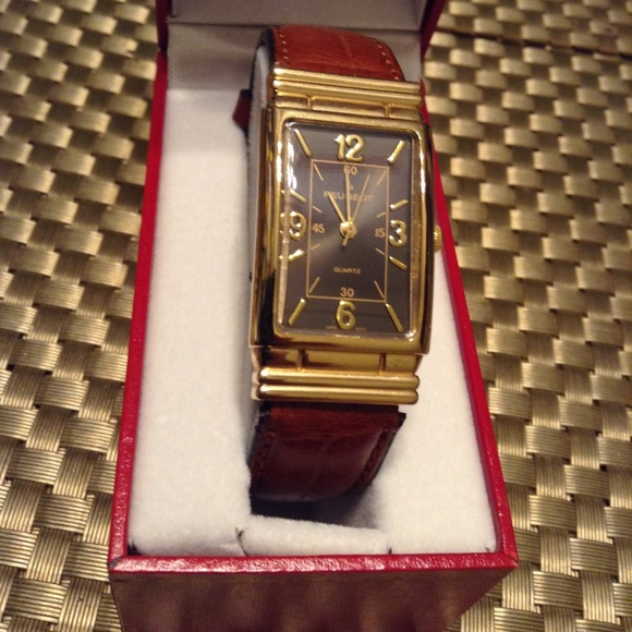 peugeot accessories | vintage quartz watch | poshmark